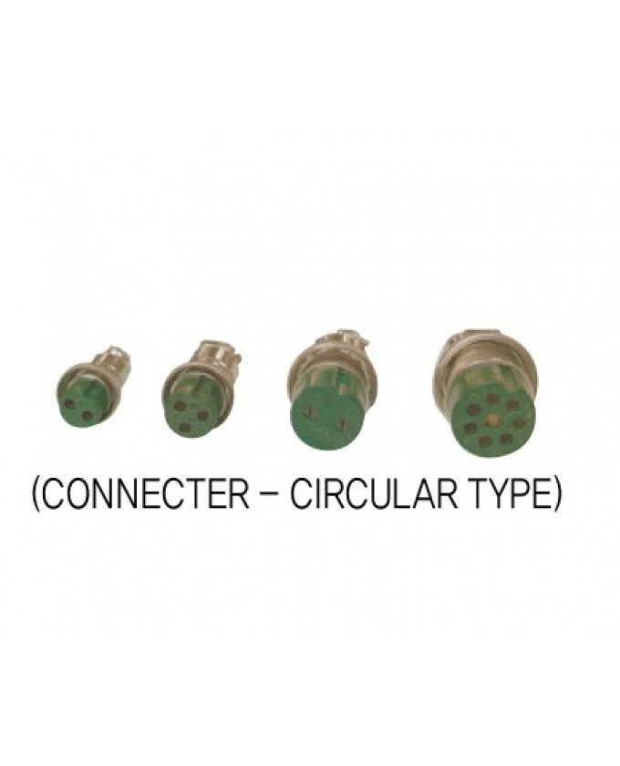 Co2 Connector Circular type